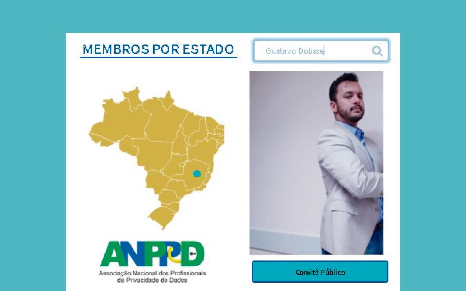 Professor do Unihorizontes se torna representante da Associação Nacional dos Profissionais de Privacidade de Dados