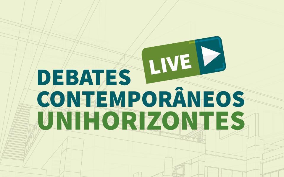 No sábado (04) tem mais uma edição do Debates Contemporâneos; confira a programação