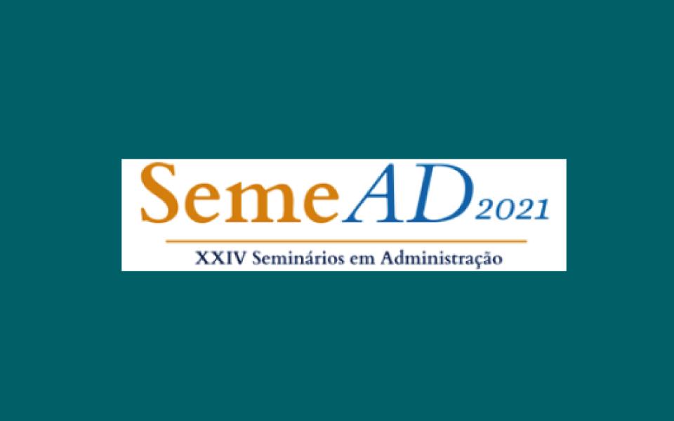 Professores, alunos e egressos têm 10 artigos aprovados no SemeAD 2021